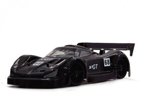 HONG-NOR X3-GT-EP - Car Kit mit Clear Body Built