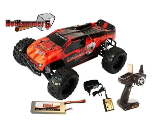 HotHammer 5 - 4wd brushless RTR