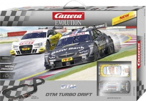 25196  Carrera  Evolution DTM Turbo Drift Start-Set