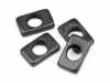 HPI 101226 - STEERING NUT 3mm (4pcs)